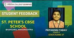 State Topper Feedback