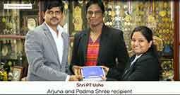 Honourable P.T. Usha - Advisory Committee